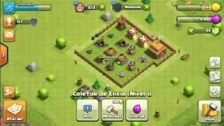 Mais um vídeo(Clash of clans parte 2)