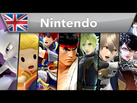 New Sm4sh trailer: DLC