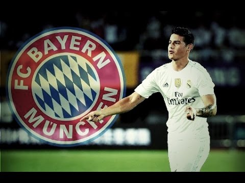 James Rodriguez - Welcome to Bayern...