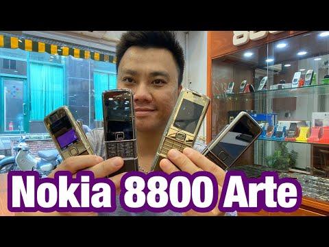 Giá trị của Nokia 8800 Arte Zin và Lô