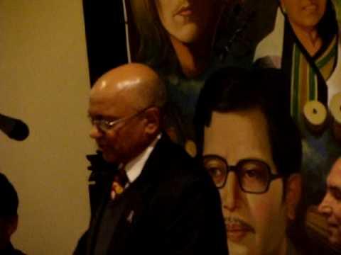 Dr.Kul Chandra Gautam Speaking at NRN NCC event in...