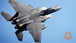 Американский F-15EX Eagle II - самый новый старый истребитель