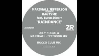 Marshall Jefferson presents Ragtyme - Raindance (Rocco Club Mix)