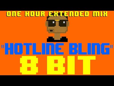 Hotline Bling [8 Bit Cover Tribute to Drake] - 8 Bit Universe