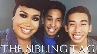 Download THE SIBLING TAG! MP3 song and Music Video