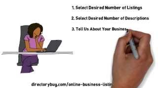 Online Business Listing Services by DirectoryBug