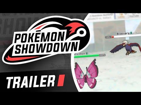 Pokémon Showdown! battle simulator