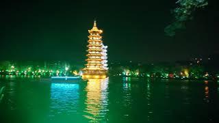 중국 계림여행 (천문산-자강-팔각체-요산 -첩채산) China Travel Guilin  4k