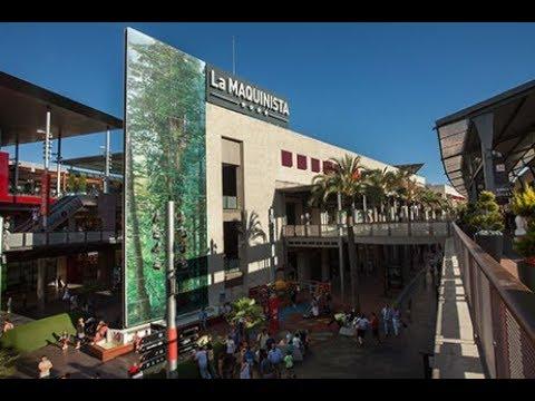 Camino a la maquinista centro comercial la maquinista - Centro comercial maquinista barcelona ...