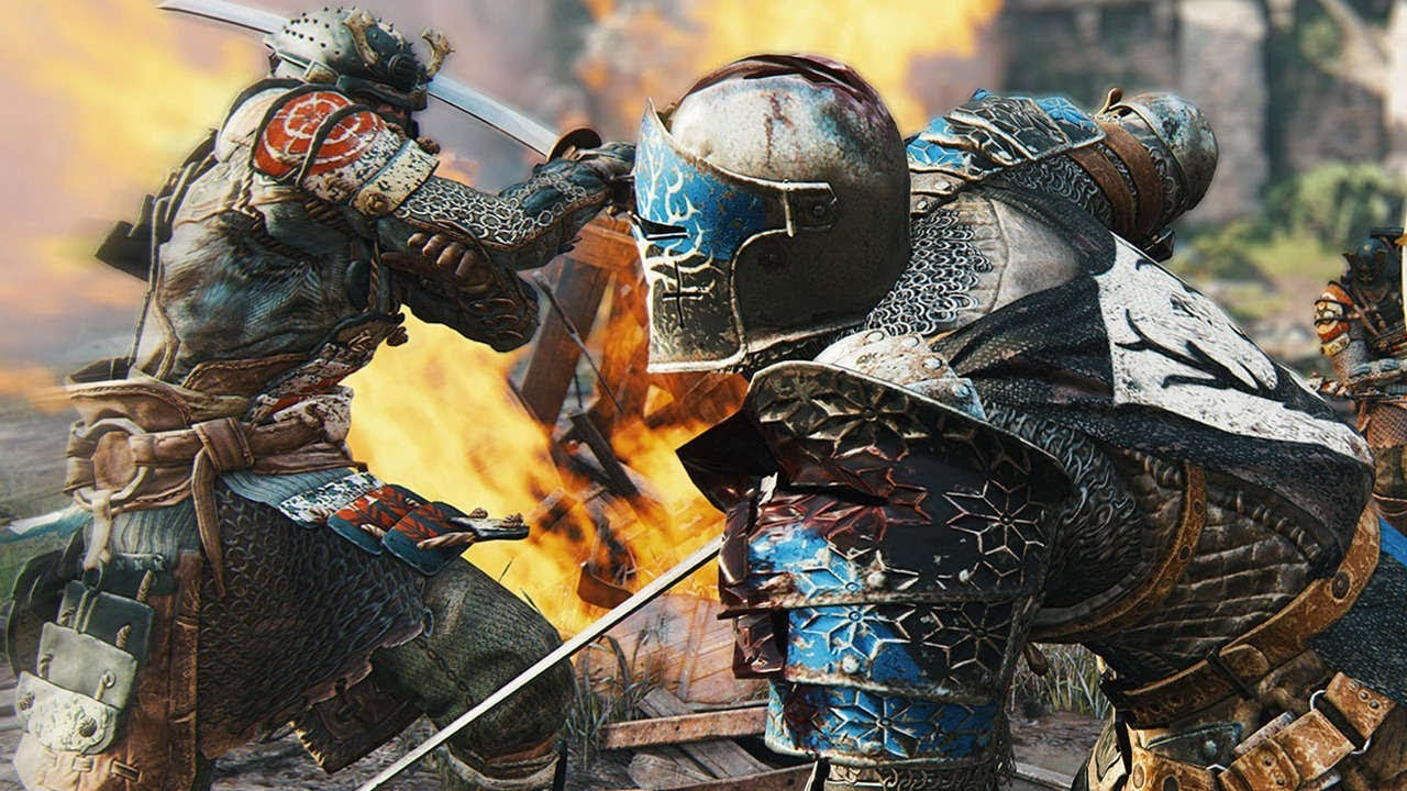 For Honor dwell stream on xbox come and be a part of me