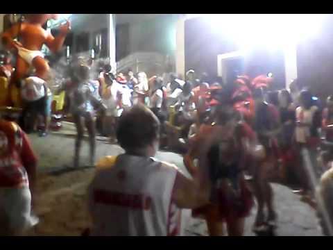 DESFILE DA UCA CARNAVAL PRADOS MG  16/02/2015