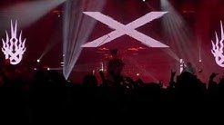 Static-X live. December intro Bled For Days. The Marquee Theatre. Tempe, Arizona. June 18, 2019
