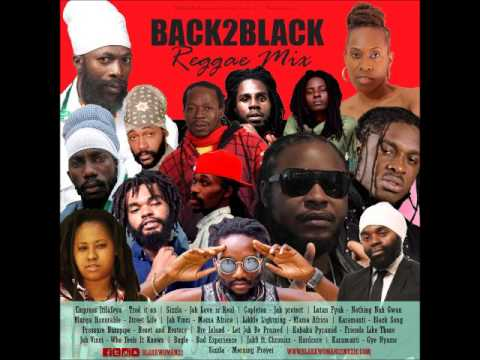 Back to Black Reggae Mix by Blakkwuman22 Music