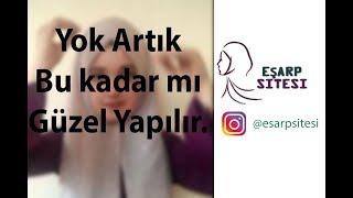 Gambar cover Simli Şal Bağlama Videosu (27,5 TL ye aldım)
