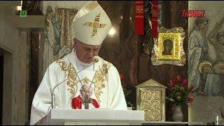 Homilia ks. bp. Stanisława Stefanka wygłoszona podczas Mszy św. w toruńskim Sanktuarium