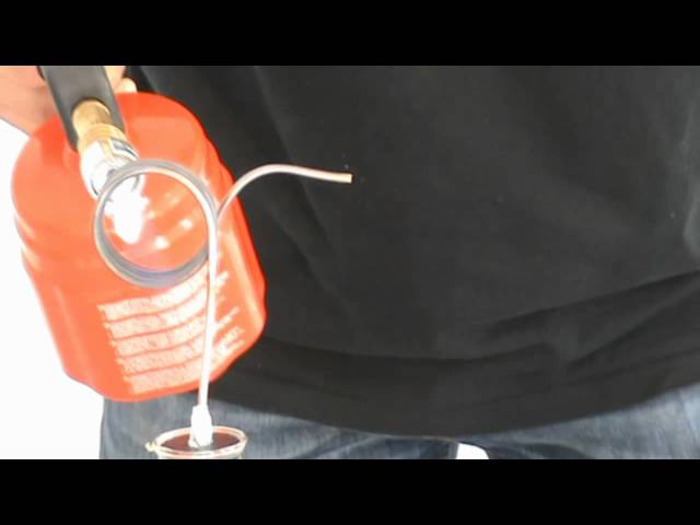 Superheated steam - science experiment