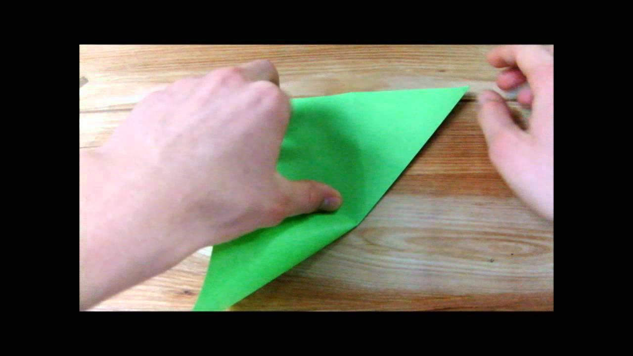 Quadrat Basis falten - YouTube