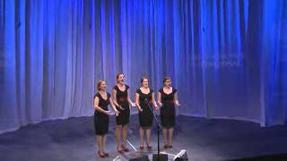 2013 First Place Rising Star Quartet - GQ