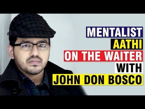 MENTALISM ON THE WAITER WITH JOHN DON BOSCO