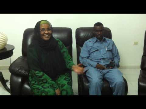 H.E. Eng. Nadifa Mohamed Osman, Minister, Federal Republic of Somalia