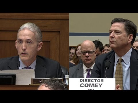 FBI chief grilled