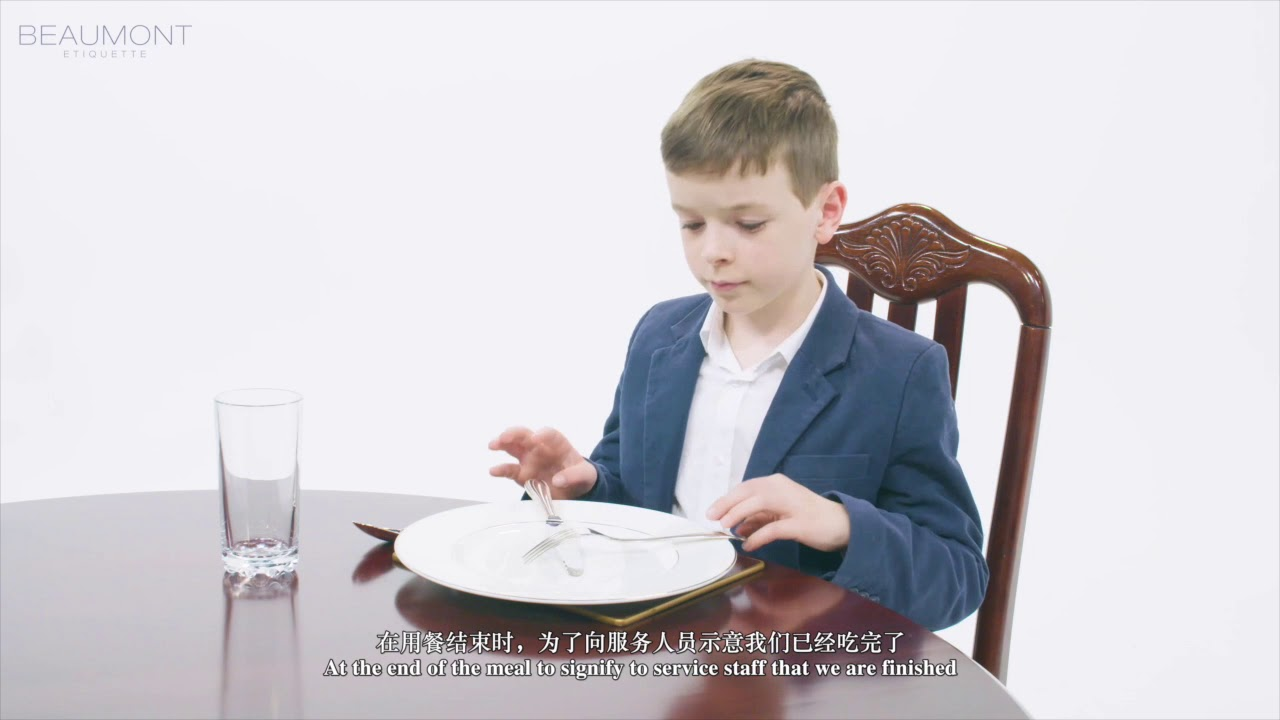 Preview: The English Manner Children's Course (Now also in Mandarin)