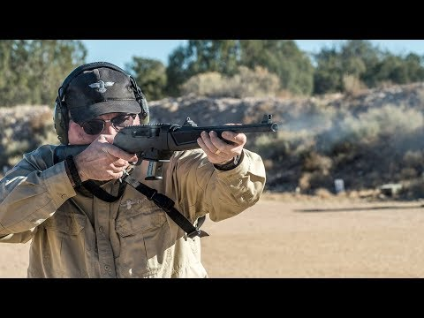 The New Ruger PC Carbine