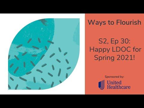 S2, Ep 30 - Happy LDOC for Spring 2021!