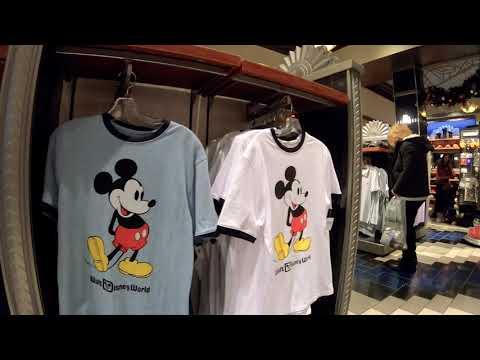 Once Upon A Time Shop Walkthrough Disney's Hollywood Studios DVCRENTAL DVC Rental