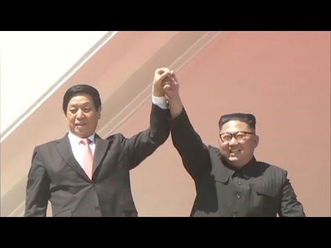 Kim Jong Un meets Chinese envoy in Pyongyang again