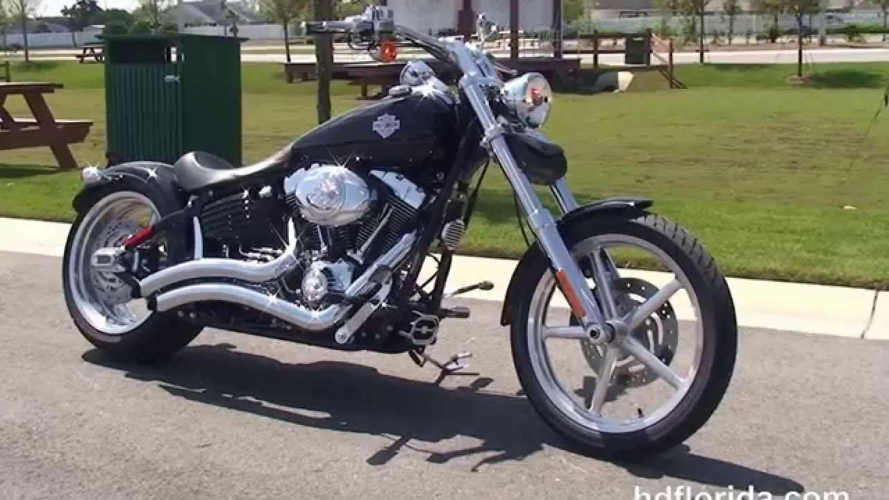 used 2009 harley davidson rocker c motorcycles for sale in alabama youtube. Black Bedroom Furniture Sets. Home Design Ideas