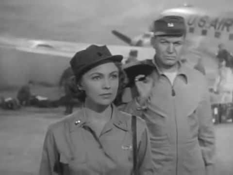 Flight Nurse 1953 War, Drama, Joan Leslie, Forrest Tucker, Arthur Franz