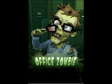 Office Zombie - IPhone Game