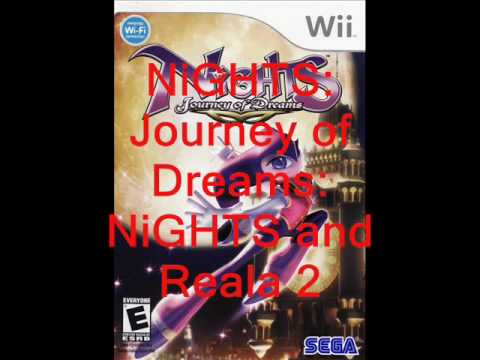 NiGHTS Journey of Dreams Music: NiGHTS and Reala Theme #2