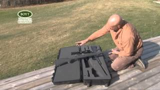 Boyt H Series Hard sided Gun Cases Outdoor Quest TV Testimonial