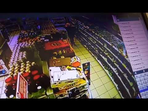 Кража из магазинов в Похвистнево