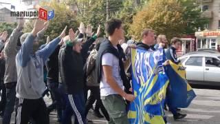 Ультрас Мариуполя требуют декоммунизировать ФК «Ильичевец»