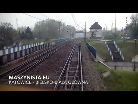 [CabView] Katowice - Bielsko-Biała Główna