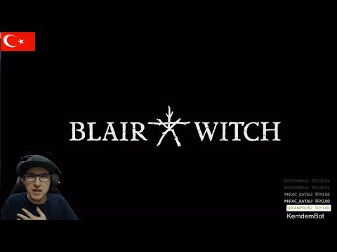 CADI ÇIK LA ORTAYA | Blair Witch #1
