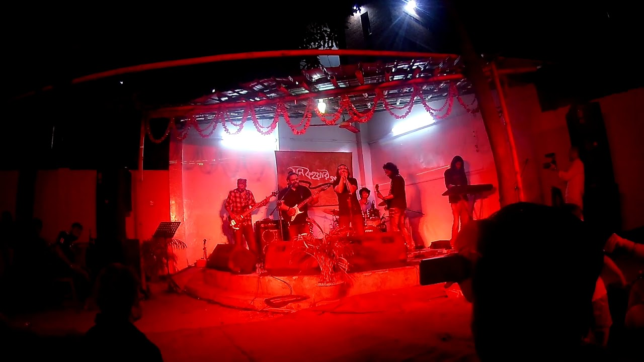 Mon - Ha Ja Ba Ra La   Live at Mon Kohuar Gaan