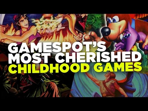 GameSpot's Most Cherished Childhood Games