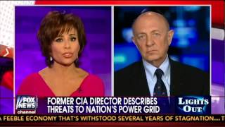"JEANINE PIRRO:  ""Lights Out: The Danger to US Power Grid""  - The EMP Threat"