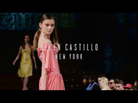 Helen Castillo  NYFW FW/19 New York Fashion Week Powered by Art Hearts Fashion