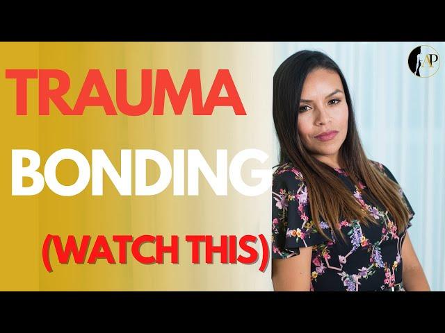 What Is A Trauma Bond | 5 WARNING Signs, Healing, and Understanding Trauma Bond!
