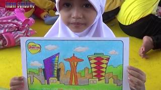 Lomba Mewarnai Gambar Menggunakan Crayon Bersama Gresselda By Imam