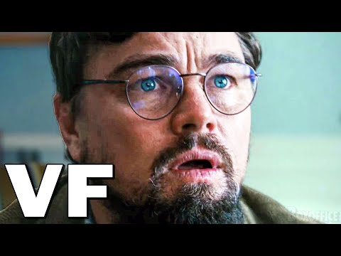 DON�€�T LOOK UP Extrait VF (2021) Leonardo DiCaprio, Jennifer Lawrence