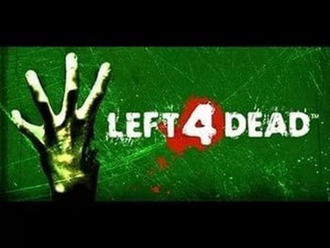 Играем в Left 4 Dead 2 #1 - Холодный ручеёк ^^