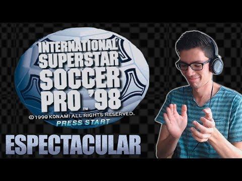 EL JUEGO CON LA MEJOR MÚSICA   International Superstar Soccer Pro 98