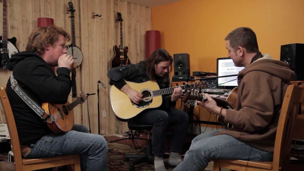 Great Big Sea — Clearest Indication (Acoustic)
