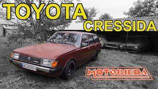 NIGDY nie widzieliście takiej Toyoty - MotoBieda